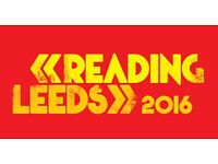Leeds Festival - FREE EARLY ENTRY PASS