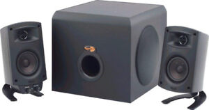 Klipsch Computer Speakers with Sub (2.1)