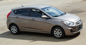 2012 Hyundai Accent L Hatchback