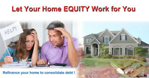 Home Equity Line Of Credit  100K or More. WE CAN HELP !!