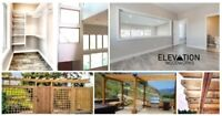 Choose Elevation Woodworks for your South Okanagan Carpentry