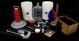 Wine Making Kit and accessories