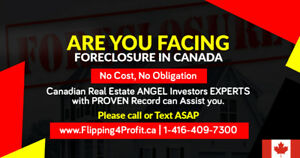 Are you Facing Foreclosure in Fredericton