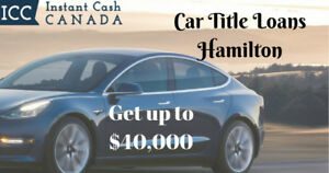 Get Approved for Car Title Loans Hamilton
