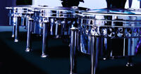 Holiday weddings and events - chafing dish rentals promotion