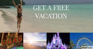 Free 3 day 2 night Getaway Check it out!