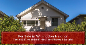 ⭐️ Affordable Burnaby home w/2 rental suites next to Brentwood
