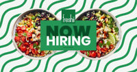 Fulltime mon-fri 2-10 or weekend supervisor, and part time shift