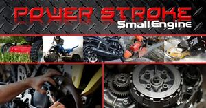 power stroke small engine repair .pick up and delivery available