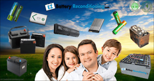 New Battery Reconditioning Course