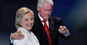 Bill & Hillary Clinton (An evening with the Clintons) Tue Nov