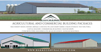 Agricultural and Commercial post/pole frame Buildings