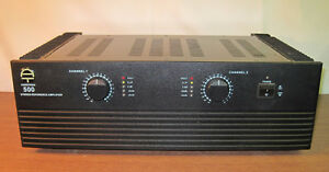 Audiotrak 500 Stereo Reference Amplifier