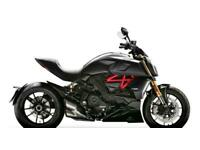 UNREGISTERED DUCATI DIAVEL 1260 S IN DARK STEALTH - AVAILABLE NOW