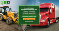 Truck & Trailer, Equipment Financing and Leasing
