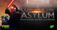 Conquer the Asylum 5 Day Paintball Event