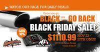 BLACK FRIDAY SALE ON DPF/EGR DELETE TUNING