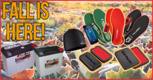 Fall is Here! Make Sure You Are Ready!