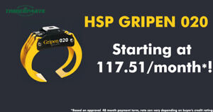 HSP GRIPEN GRAPPLES STARTING AT $117.51/month*