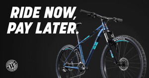 A Better Way to Pay for Your New Mountain Bike