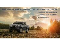 2018 Isuzu D-Max BLADE DCB Auto Pick Up Diesel Automatic
