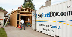 BigSteelBox NOW OPEN in Fort McMurray!