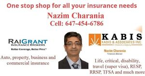 Auto, property, business, commercial & life insurance