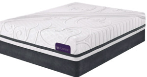 FACTORY SEALED BRAND NEW QUALITY king mattress with boxspring