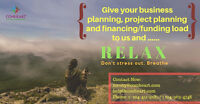 Develop Business/Project Plan & Need Financing or Govt.Funding ?