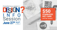 Free Career in Design Info Session