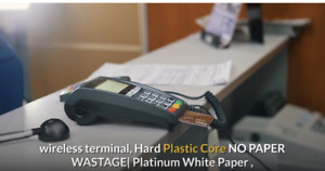 """1.855.821.0088 2 -1/4"""" x 62 ft Thermal Paper Rolls"""