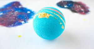 Beautiful Belly Button or Tongue Accessory Bath Bombs For sale!