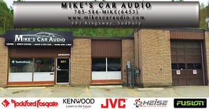 Car and Marine Audio and Video Installation