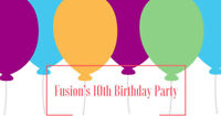 Fusion Halifax's 10th Birthday Party - Celebrating a Decade of A