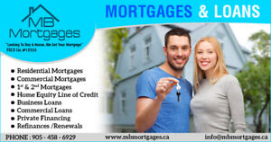 2nd MORTGAGE/REFINANCE/RENEWALS/PRIVATE FUNDS IN 48 HOURS