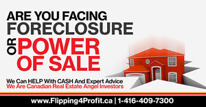 Power of Sale Foreclosure HELP available