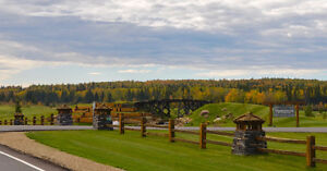 Stunning Views off a Beautifully Built RV Lot Available Now! Strathcona County Edmonton Area image 9