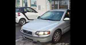 2001 VOLVO S60 - FOR LIGHT REPAIR OR PARTS