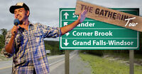 The Gathering Tour Hosted by Shaun Majumder - CORNER BROOK