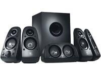 Logitech Z506 5.1 Surround Sound Speaker System.