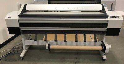 Epson Stylus Pro 11880 64 Large Format Printer Not Running Parts Machine.