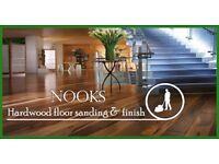 Parquet Wood Floor Sanding