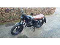 Mutt Mongrel Black Sabbath 125cc Motorbike