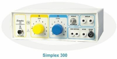 Electro Surgical Enertech Therapy Model Simplex - 300 General Surgery Machine
