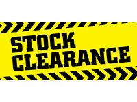 We Buy And Sell Clearance Stock Manchester & All Over UK - Decision Within 24 hours