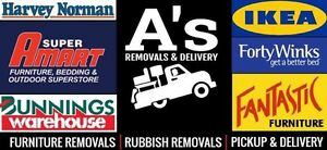 A's Removals & Delivery - Rubbish Removal/Pickup&Delivery-IKEA Courier Parkwood Gold Coast City Preview