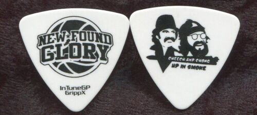 NEW FOUND GLORY Concert Tour Guitar Pick!!! IAN GRUSHKA custom stage Pick