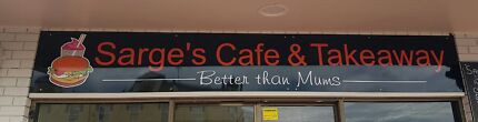 Busy Cafe & Takeaway WIWO (Delivery to Local Business's)