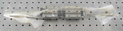 C154427 Iko Linear Bearing Slide Rail 430mm Long W2 Lrxg15 Bearing Blocks