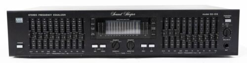 ADC Sound Shaper SS-315 Stereo Frequency Equalizer and Spectrum Analyzer
